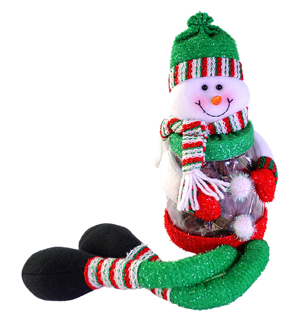 Teachers Pet Snowman Gift | Chocolate Covered Pretzels | The Painted Pretzel